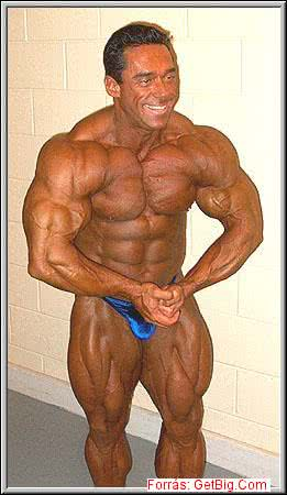 Mr. Olympia 2002, Elődöntő, Claude Groulx