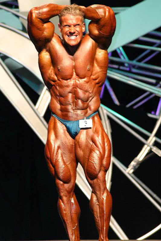 Mr. Olympia 2003, Jay Cutler