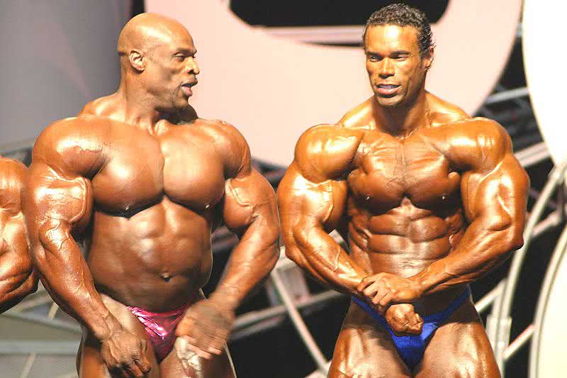 Mr. Olympia 2003, Ronnie Coleman, Kevin Levrone