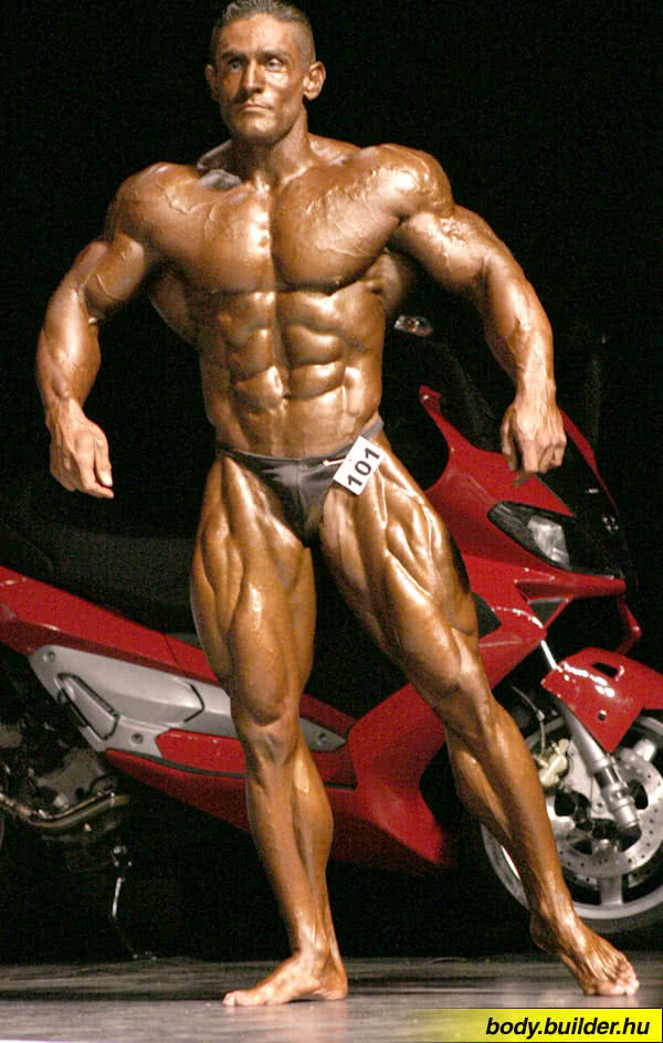 IFBB EB 2004, Lantos Johnny