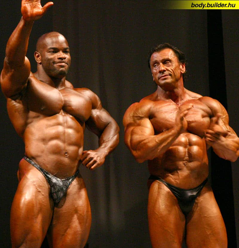 Hungarian Pro 2004, Finals, Johnnie Jackson, Pavel Jablonicky