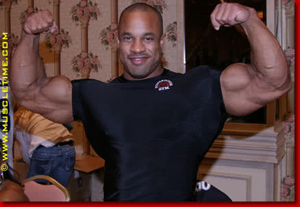 Mr. Olympia 2005, Victor Martinez