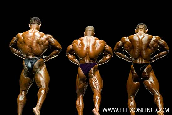 Ironman 2006, Troy Alves, David Henry, Kris Dim