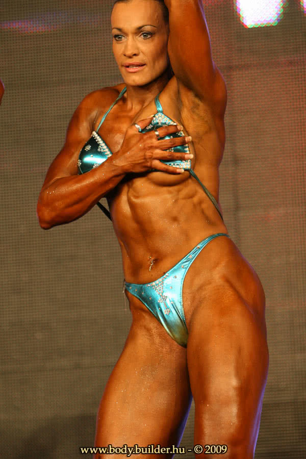 WABBA VB 2009, Ms.Fitness, Zeghar Rachida