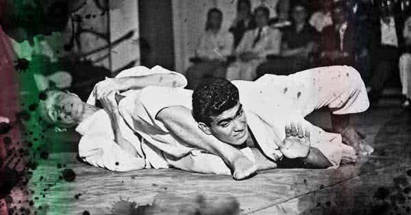 A jitsu a gyávából férfit, a csirkéből csődört varázsol