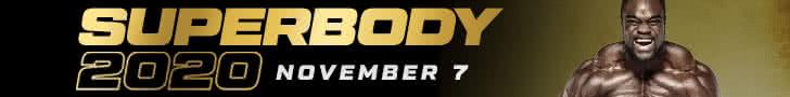 Superbody 2020, november 7. Kongresszusi központ