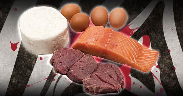 Legjobb fehérjeforrások.