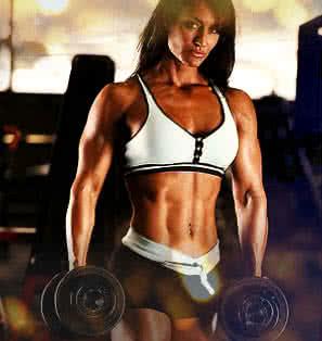 A mellizom edzéséről - nőknek