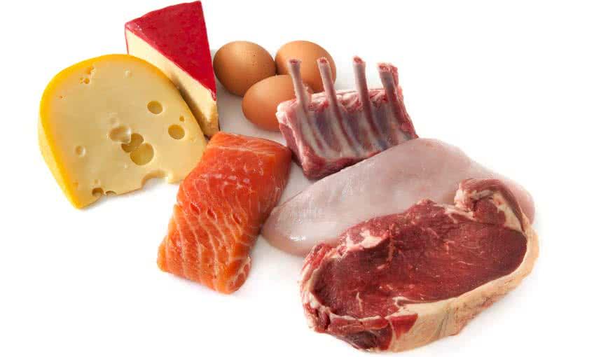 A legjobb fehérjeforrások tehát az állati fehérjeforrások.