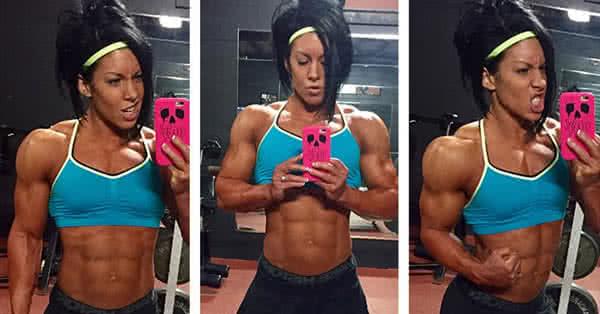 2013-ban Dana Linn Bailey implantátum nélkül nyerte az Olympiát