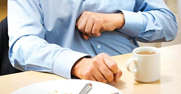 A reflux, vagy gastrooesophagealis reflux gyakori jelenség