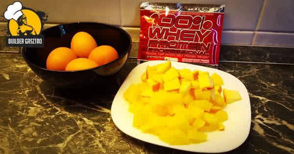 Proteines- gyümölcsös reggeli recept