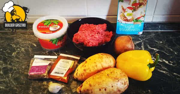 Édesburgonyás pulykaragu recept hozzávalók