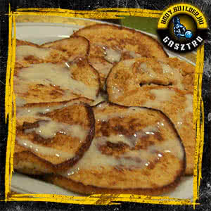 Édesburgonyás pancake - elkészült!
