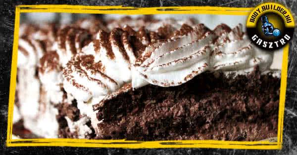 A proteines bounty torta