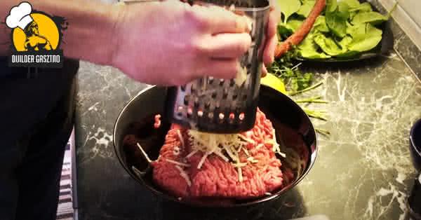 Ínyenc fasírt - elkészítés