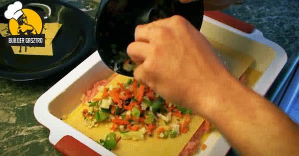 Lasagne recept elkészítés
