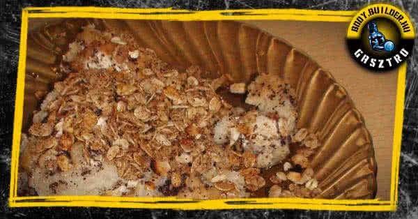 Egészséges mákos guba recept