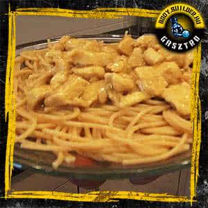 Mézes-mustáros csirkemell recept - elkészült!