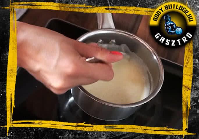 NoCarb muffin elkészítés - X. lépés