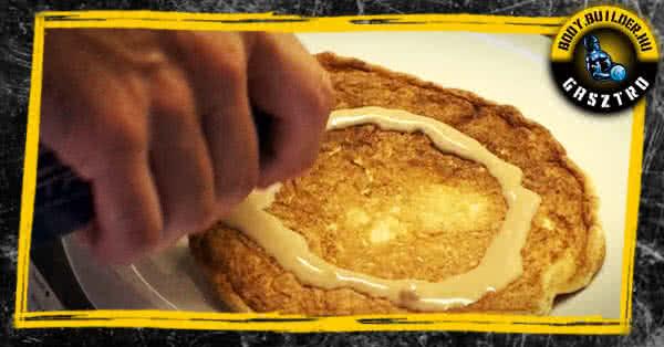 Diétás pancake recept - elkészítés