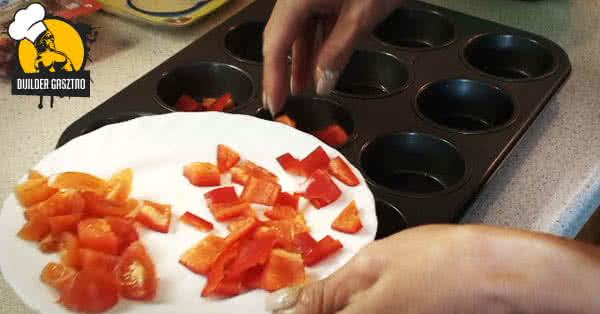 Paradicsomos húsgombóc - elkészítés