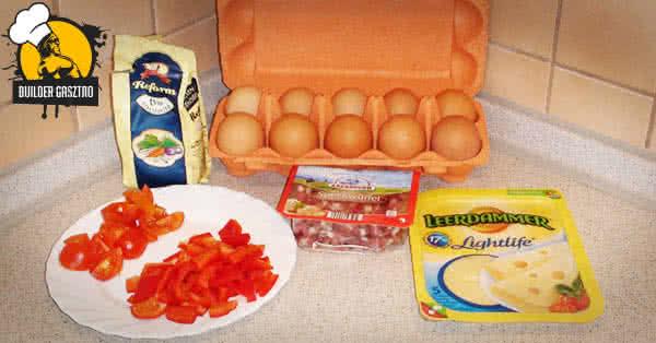 Paradicsomos húsgombóc recept hozzávalók