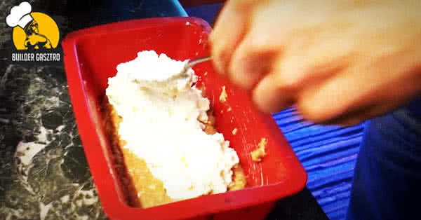 Zabos túrós süti recept elkészítés