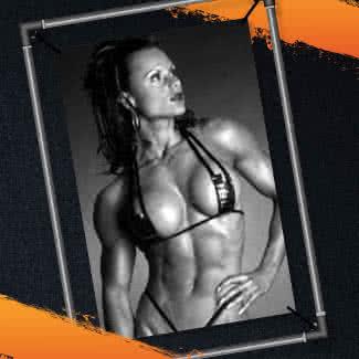 női edzés, testépítés,