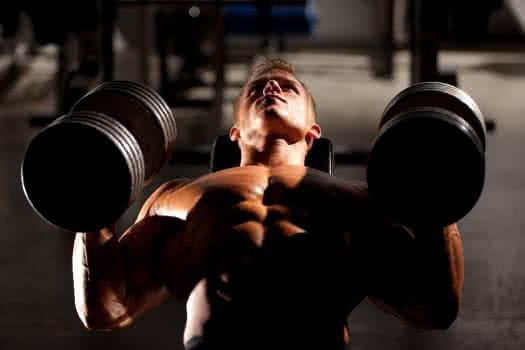Upper chest-specific training program