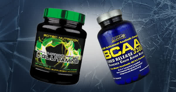 Glutamina sau BCAA? Pe care să-l alegi?
