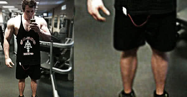 A remedy for calf-less lower legs