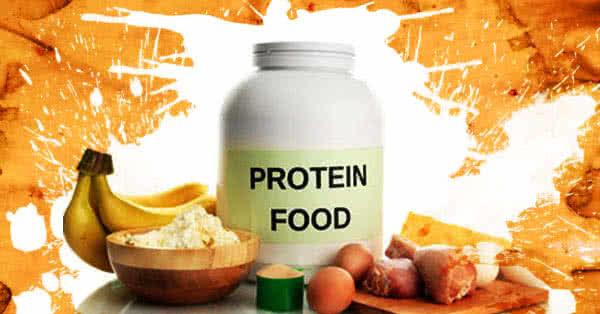 Mérlegelés után - Protein Food!