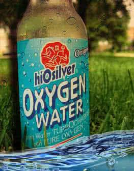 Oxigénes víz