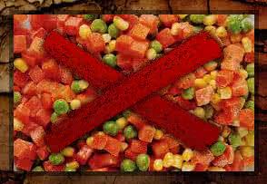 Mexikói zöldségkeverék? Diétában NE!