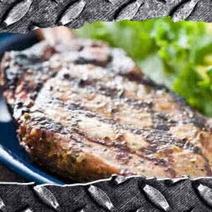Hús, zöldség, ez mehet minden mennyiségben!