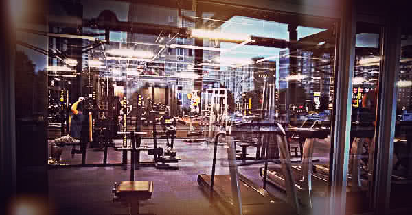 Az új BodyBuilder Gym pont ideális méretű egy klubrendszerű teremhez.