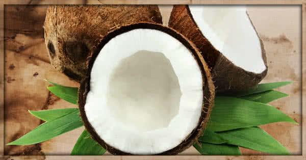 Szép, egészséges kókuszdióból állítják elő a kókuszzsír.