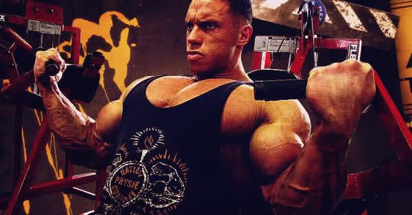 Daniel Toth - pompare musculară