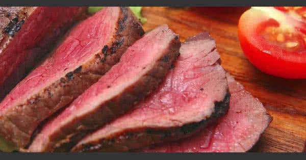 Vörös hús - kiváló fehérjeforrás