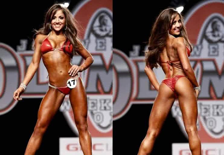 Nicole Nagrani 2011 International Bikini Győztes