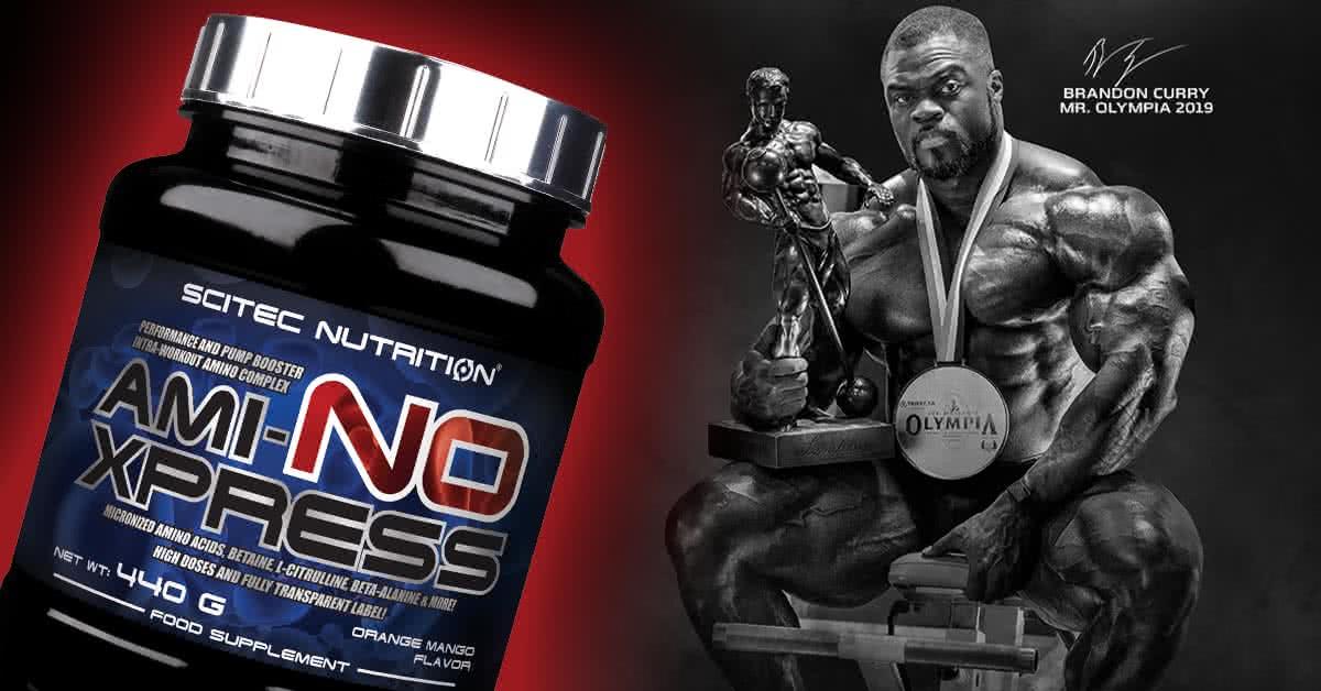 Scitec Nutrition Ami-NO Xpress test