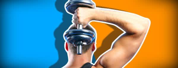 Tricepsz edzés otthon - nem igényel különösebb zsenialitást