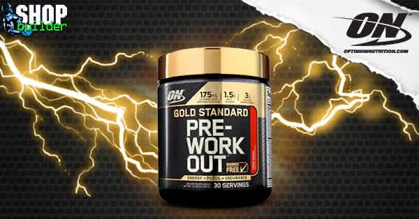 Gold Standard Pre-Workout (300 g)