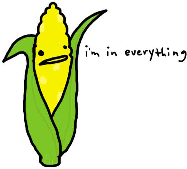 A kukoricaszirup egy összetételi listán akár glükóz szirupként is megjelenhet