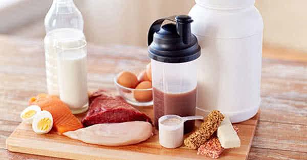 Suplimente nutritive în dieta pentru creștere în masă musculară