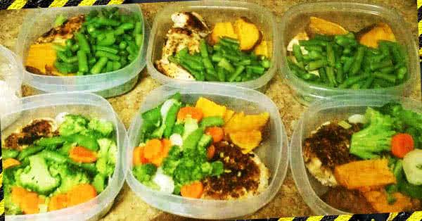 Dietă pentru definire musculară