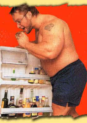 Bárhogy kajálsz vagy edzel, zsírból izom nem lesz.