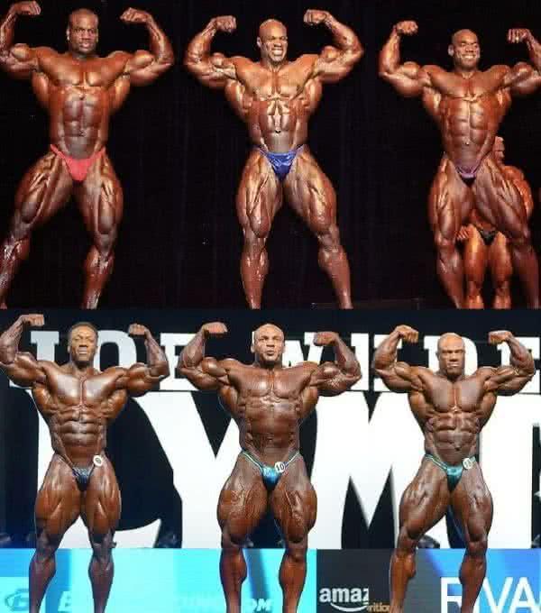 """Ha mindkét versenyző szimmetrikus (itt megjegyezném, nincs két ugyanolyan test, és senki sem szimmetrikus teljesen) és """"ugyanolyan"""" izmos, akkor a szálkásabb nyer."""