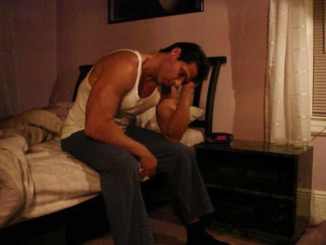 A túl kevés alvás negatívan befolyásolja a tesztoszteronszintet